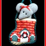 Moore Than Needlepoint Mouse