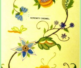 Serenity Crewel