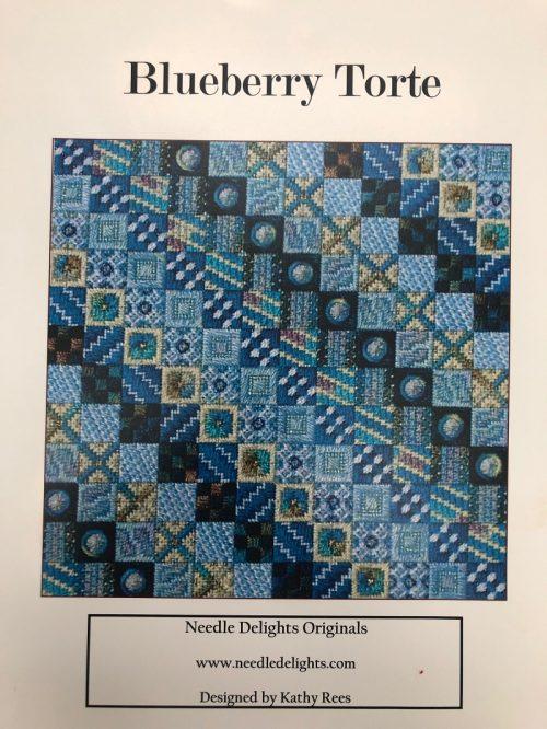 Blueberry Tort Kit