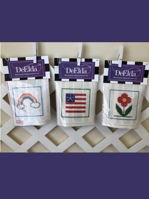 DeElda Beginner Needlepoint
