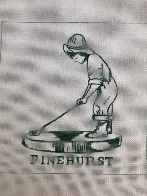 Pinehursst Putter Boy