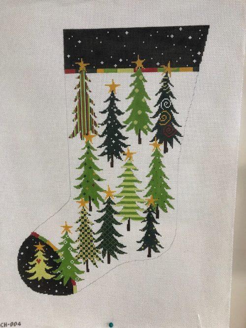 Pippin Christmas Tree Stocking