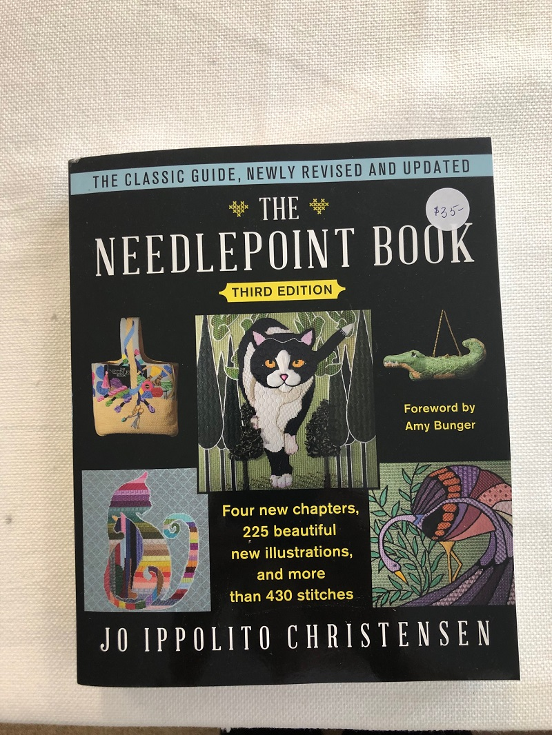 The Needlepoint Book
