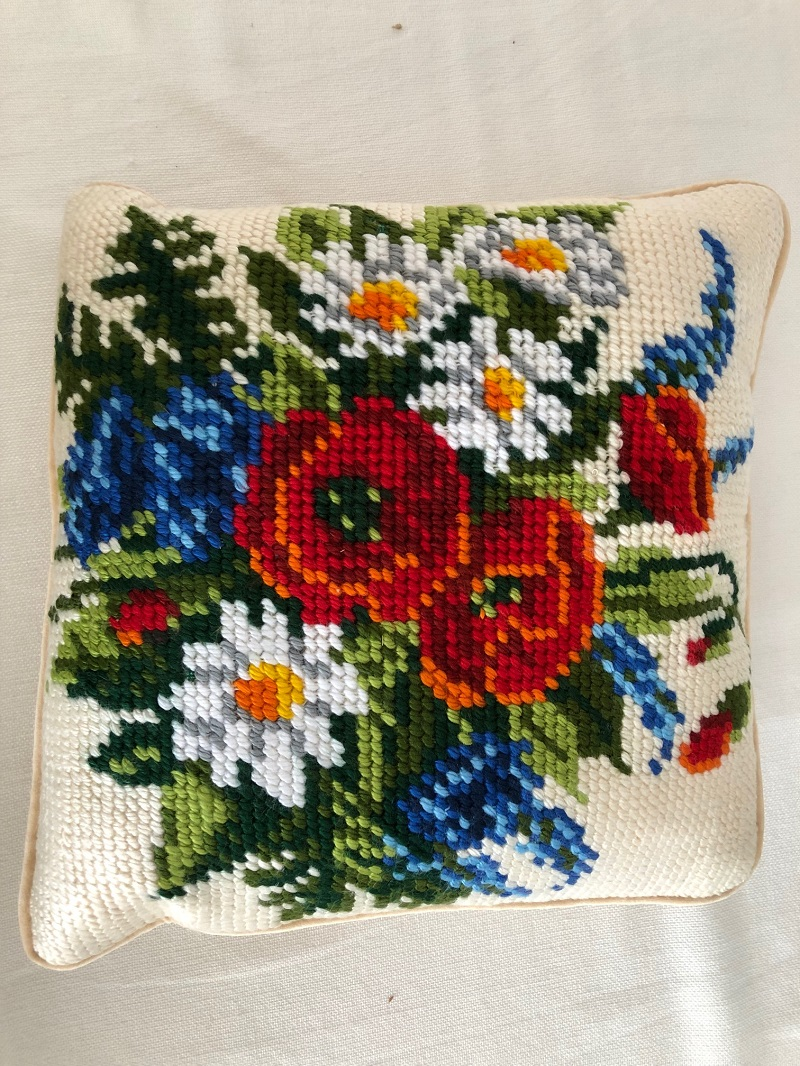 Finished Pillow 2
